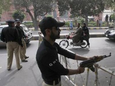 اقبال ٹاون فائرنگ واقعہ، پولیس اہلکاروں کی نماز جنازہ ادا کر دی گئی