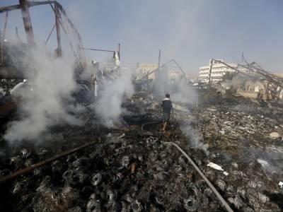 سعودی عرب نے ہمسایہ ملک میں ایک ایسا ہتھیار چلادیا کہ دنیا بھر میں ہنگامہ برپاہوگیا، سعودی عرب اور امریکہ دونوں بڑی مشکل میں پھنس گئے