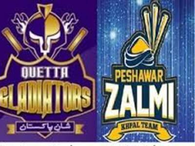 پی ایس ایل: میدان سج گیا، پہلے پلے آف میچ میں پشاور زلمے اور کوئٹہ گلیڈی ایٹرز دبئی میں مدمقابل ہوں گے