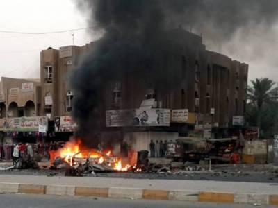 عراق میں خودکش حملے میں 24 افراد ہلاک، 40 زخمی