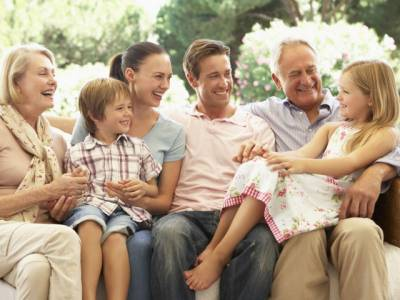 دادا یا نانا بننے کا بہت بڑا فائدہ تحقیق میں سامنے آگیا `