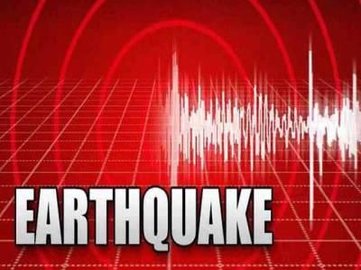 پشاور اور گردونواح میں 4 اعشاریہ 3 شدت کے زلزلے کے جھٹکے