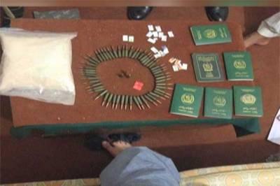 رینجرز اور پولیس کی کارروائی: تھانہ ڈیفنس میں تعینات کانسٹیبل کے گھر سے 6بھارتی پاسپورٹ اور 2 سمیں برآمد