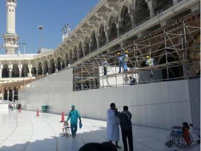 مسجد حرام اور مسجد نبوی میں پرانی وہیل چیئرز کے استعمال پر پابندی ، نئی وہیل چیئرز مفت فراہم کی جائیں گی