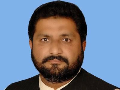 پشاور: پی ٹی آئی ایم این اے کے حجرے میں سلنڈ ر دھماکہ، 1شخص زخمی