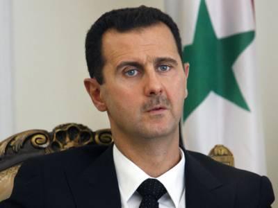 فائر بندی امید کی کرن، حکومت معاہدے کو کامیاب کرانے کے لئے اپنا کردار ادا کرے گی :بشار الاسد