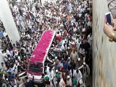 ممتاز قادری کی پھانسی ، جنازہ دکھانے اوراحتجاج کی کوریج کا ''جرم'' حکومت نے 2نجی نیوز چینل بند کرنے کا فیصلہ کر لیا