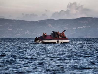 ترکی کے قریب بحیرہ ایجیئن میں پناہ گزینوں کی کشتی الٹنے سے18 افراد ہلاک