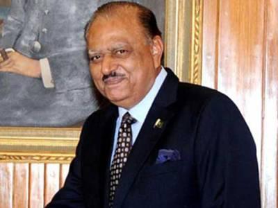 صدر ممنون حسین او آئی سی کے اجلاس میں شرکت کیلئے انڈونیشیا پہنچ گئے