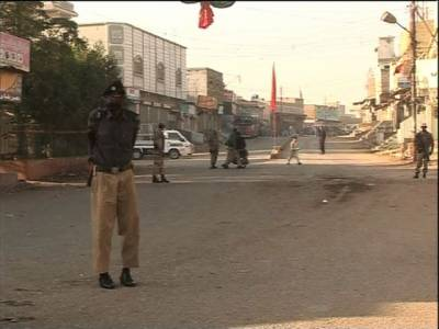 اورنگی میں نامعلوم افراد نے فائرنگ کرکے خاتون سمیت دو افراد کو قتل کردیا