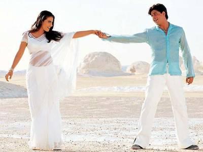 ایک بار پھر مصرجانے اور 'سورج ہو امدھم، شام ڈھلنے لگی 'دہرانے کا وقت ہو گیا ہے :شاہ رخ خان