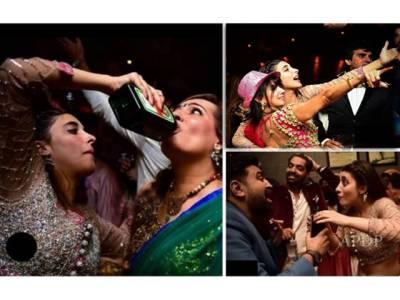 بھارت میں پاکستانی اداکارہ عروہ حسین کی شرمناک تصاویر منظر عام پر آ گئیں ،پاکستان میں ہنگامہ