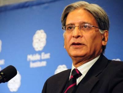وزیراعظم،وزیراعلیٰ پنجاب کے نیب کے خلاف بیانات سے لگتا ہے دال میں کچھ کالا ہے،اعتزاز احسن