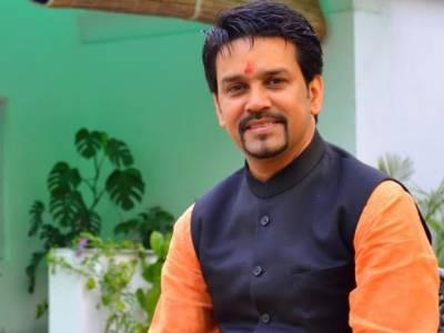 بھارت ورلڈ کپ میں آنے والی ہر ٹیم کی حفاظت کا ذمہ دار ہے، پاکستانی ٹیم کو فول پروف سکیورٹی دینگے: انوراگ ٹھاکر