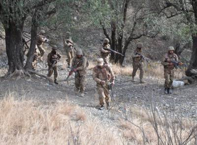 آرمی ایوی ایشن اور پاک فضائیہ کا شوال میں مشترکہ آپریشن، 21 دہشت گرد ہلاک