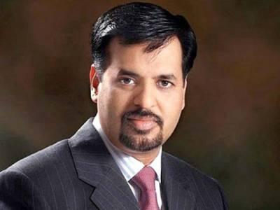 """مصطفی کمال کا نئی پارٹی کا نام """"پاکستان قومی موومنٹ"""" رکھنے کا فیصلہ"""