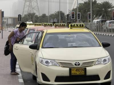 دبئی میں پاکستانی ٹیکسی ڈرائیور کی ایمانداری ،چینی تاجر کو 52 ہزار درہم لوٹا دئیے