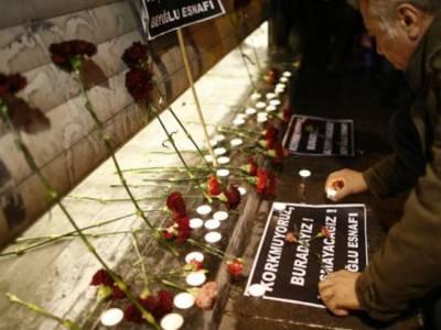 استنبول دھماکوں میں ملوث خودکش حملہ آور کا تعلق داعش سے تھا اور وہ ترک شہری تھا :ترک وزیر داخلہ