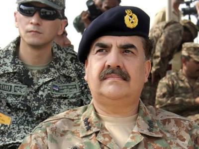 آرمی چیف سے امریکی فورسز کے کمانڈر کی ملاقات، خطے کی سیکیورٹی صورتحال پر تبادلہ خیال