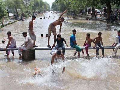 الاہور میں پارہ 33 ڈگری پر پہنچ گیا ،اگلے2روز تک بیشتر علاقوں میں موسم خشک ر ہے گا: محکمہ موسمیات