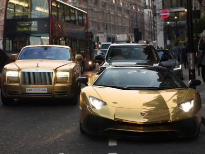 سعودی ارب پتی برطانیہ کی سڑکوں پر ایسی چیز لے آیا کہ گوروں کی آنکھیں باہر آگئیں، ایسی عیاشی کہ کسی نے نہ دیکھی