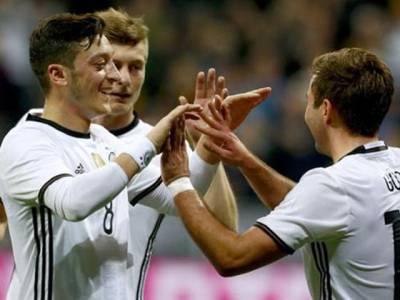 انٹرنیشنل فٹ بال: جرمنی نے اٹلی کو 21 سال بعد زیر کر لیا