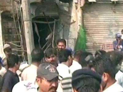 کاغذی بازار دستی بم حملہ لیاری گینگ کے وصی اللہ گروپ نے کیا،ابتدائی رپورٹ میں انکشاف
