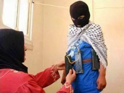 وہ تنظیم جس نے 105 لڑکیوں کو خودکش بمبار بنا دیا، یہ داعش نہیں بلکہ ۔۔۔