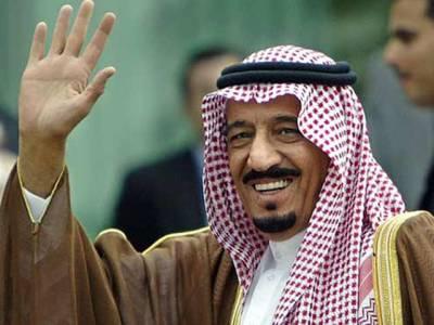 سعودی فرمانروا ترکی پہنچ گئے، صدر اردگان نے استقبال کیا