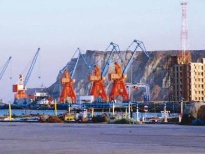 گوادر کو علاقائی تجارت کا مرکز بنانا ہمارا خواب ہے :چین