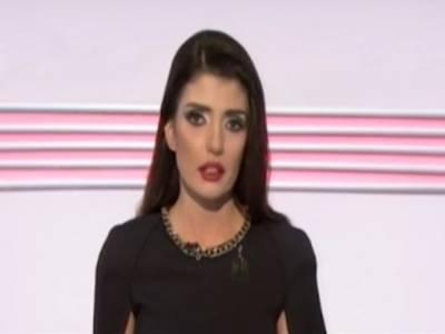 غصے سے بھری سعودی خاتون ٹی وی اینکر نے شوکے دوران ایسی 'خطرناک' بات کہہ دی کہ پوری عرب دنیا میں ہنگامہ برپاہوگیا