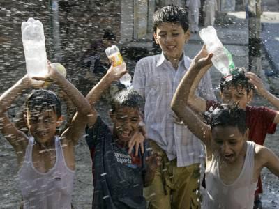 بھارتی ریاست تلنگانہ میں گرمی کی شدت برقرا ر، سکولوں میں گرمی کی چھٹیوں کا اعلان کردیا گیا