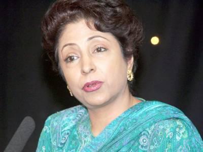 پاکستان دہشت گردی کیخلاف جنگ میں سب سے آگے ہے،کردار پر الزامات بے بنیاد ہیں : ملیحہ لودھی