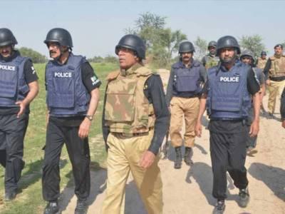 پنجاب حکومت نے چھوٹو گینگ کیخلاف آپریشن میں شہید اہلکاروں کے لواحقین کیلئے امداد کا اعلان کر دیا
