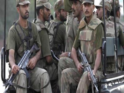 راجن پور :چھوٹو گینگ کےخلاف فوجی آپریشن شروع ،فائرنگ کا تبادلہ
