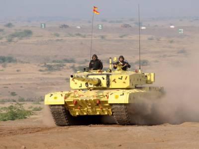 بھارتی فوجیں تھرمیں جمع ہونا شروع ہو گئیں، نیا خطرہ پیدا ہو گیا