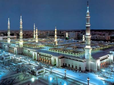 مطاف تک رسائی کے لیے مسجد حرام میں 17 سبز دروازے تیار