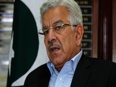 وزیر اعظم سیالکوٹ سے لاہور تک موٹروے کا افتتاح بہت جلد کریں گے: خواجہ آصف