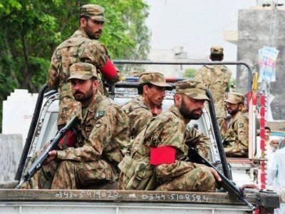 پاک فوج نے کچے کے علاقے میں آپریشن کا چارج سنبھال لیا : آئی ایس پی آر
