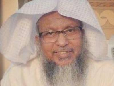 مسجد نبوی کے امام الشیخ ڈاکٹر محمد ایوب انتقال کرگئے
