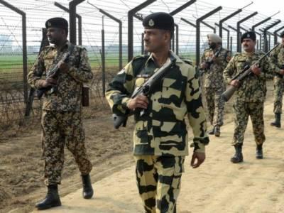 پاکستانی سرحد کے قریب بھارتی فوجی مشقیں ، دو اہلکار ہلاک