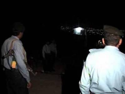 اسلام آباد میں پولیس اورسیکورٹی اداروں کا مشترکہ سرچ آپریشن ، 54 مشتبہ افراد گرفتار ، بھا ری تعداد میں اسلحہ اور منشیات برآمد
