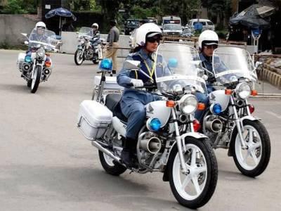 لاہور سے اغواءہونے والی خاتون ٹریفک وارڈن بے ہوشی کی حالت میں مل گئی : پولیس