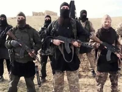 امریکی فوج کا فضائی حملوں میں داعش کی 80 کروڑ ڈالرکی نقدی تباہ کرنے کا دعویٰ