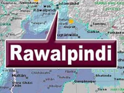 راولپنڈی : پشاور روڈ پر سکول وین کو حادثہ ، 8بچے زخمی , 2کی حالت تشویشناک