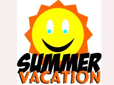 موسم گرما کی چھٹیوں کا اعلان ،یکم جون سے 13اگست تک تعلیمی ادارے بند رہیں گے