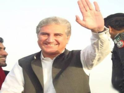 ذہنی غلامی کی زنجیروں میں جکڑے سندھ کے لوگوں کو جگائیں گے:شاہ محمود قریشی