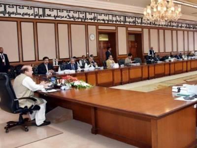 وفاقی کابینہ نے جوڈیشل کمیشن اور ٹی او آرز کی توثیق کر دی ، مخالفین ترقیاتی منصوبوں سے خائف اور ہماری کامیابیوں سے نالاں ہیں: وزیر اعظم نواز شریف