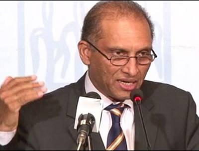"""بھارتی ہم منصب سے """"را""""افسر کے پاکستان میں غیر قانونی داخلے پر تحفظات کا اظہار کیا ،سیکریٹری خارجہ کی دور ہ بھارت پر میڈ یا بریفنگ"""