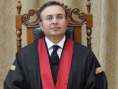 عدالتوں کو تالا لگانے کا کلچر بدل کر بہترین عدالتی نظام لائیں گے،جسٹس منصور علی شاہ